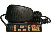 Complete array of UHF radios