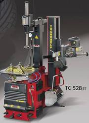 Best tyre equipment from Italy