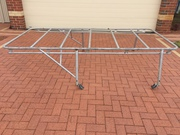 Tradies ute rack
