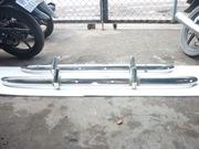 Bristol 400 Stainless Steel Bumper